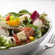 Mixed salad — Stockfoto