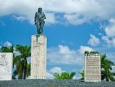 Che Guevara Monument — Stock Photo