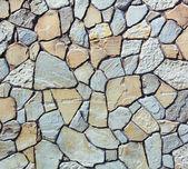 Kamenné zdi textury — Stock fotografie