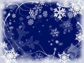 Snowflakes 3 — Stock Photo