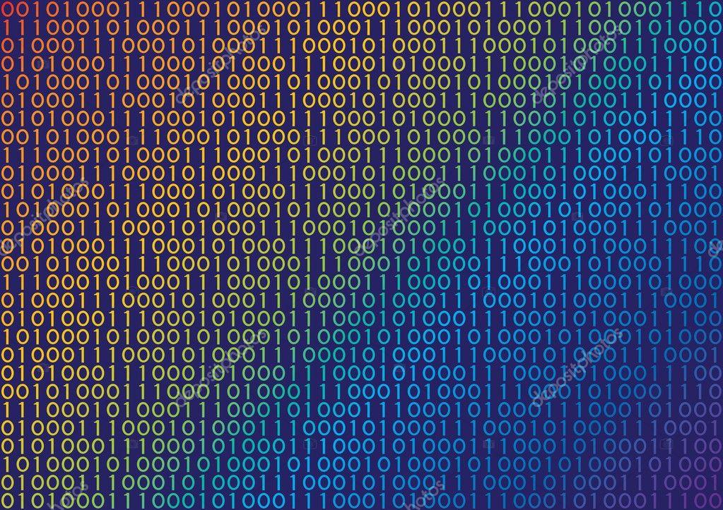 二进制文件— 矢量图片作者