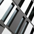 Modern window fassade - Stock Photo