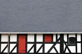 Old german farm house — Stock Photo