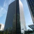 Docklands Buildings Perspective — Stock Photo
