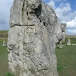 Stock Photo: avebury standing stones