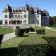 Mansion in Newport, Rhode Island - Stock Photo