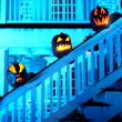 Foto Stock: Halloween decoration