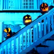Halloween dekoration — Stockfoto
