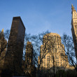 Stock Photo: New York buildings