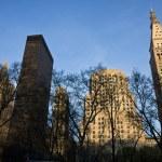 New York buildings — Stock Photo #7192286