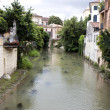 River in Padua — Stock Photo
