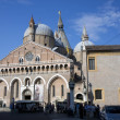 Stock Photo: Basilica of Saint Anthony of Padua