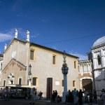 Basilica of Saint Anthony of Padua — Stock Photo