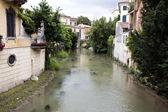 River in Padua — Stock Photo