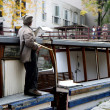 The Georgetown boat — Foto de Stock