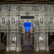 Stock Photo: Teatro Olimpico interior in Vicenza