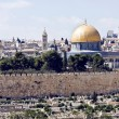 Temple mount in Jerusalem — Stock Photo