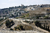 Old City in Jerusalem — Foto Stock