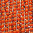 Stockfoto: Wall of of Chinese Lanterns