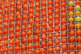 Wall of of Chinese Lanterns — Stock Photo