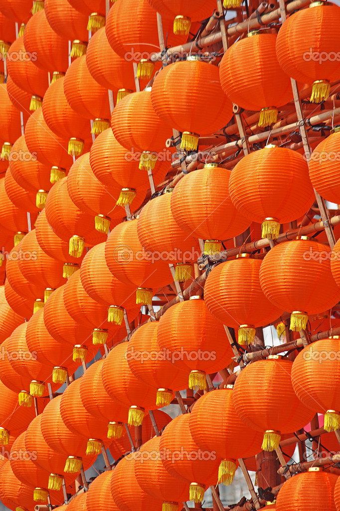 Lanterns — Stock Photo #6832725