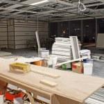 Interior construction site — Stock Photo #6908261