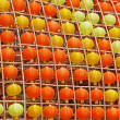 Stock Photo: Wall of of Chinese Lanterns