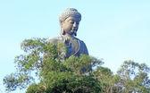 Tian Tan Buddha in Hong Kong — Stock Photo