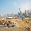Construction Site in Hong Kong — Stock Photo #7097711