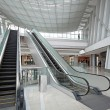 Escalator in the shopping mall — Stock Photo #7097712