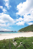 Beach in Hong Kong — Stock Photo