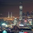 Hong Kong at night — Stock Photo #7264314