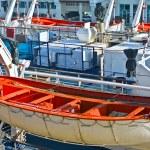 Rescue boat — Stock Photo #7348354