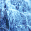 Close-up of waterfall — Stock Photo