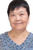 Asia woman smile — Stock Photo