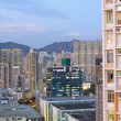 Stock Photo: Asicity downtown wide shot, hong kong