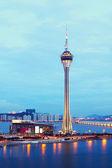Macau tower — Stock Photo