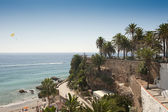 Balcon De Europa, Nerja — Stock Photo