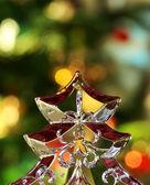 Transparent Christmas Tree — Stock Photo