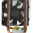 Powerful CPU cooler — Stock Photo #7571600