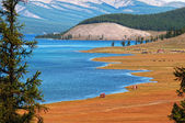 Hovsgol lake, Mongolia — Stock Photo