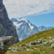 Stock Photo: Hautes-Alpes