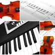 Stock Photo: Musical instrument