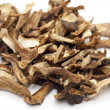 Dried Cepe mashrooms - Stock Photo