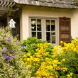 Cottage & Garden — Stock Photo