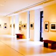 Art Gallery - Stock Photo