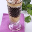 Liqueur coffee — Stock Photo