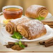 Cinnamon rolls — Stock Photo #7143567