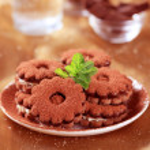 Chocolate cookies — Stock Photo #7535902