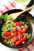 Verduras salteadas — Foto de Stock